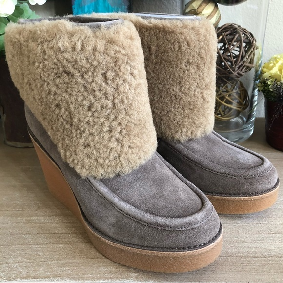 bd5426095ef Ugg Coldin Wedges BRAND NEW NWT